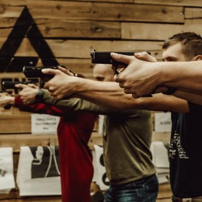 Weekend course: pistol