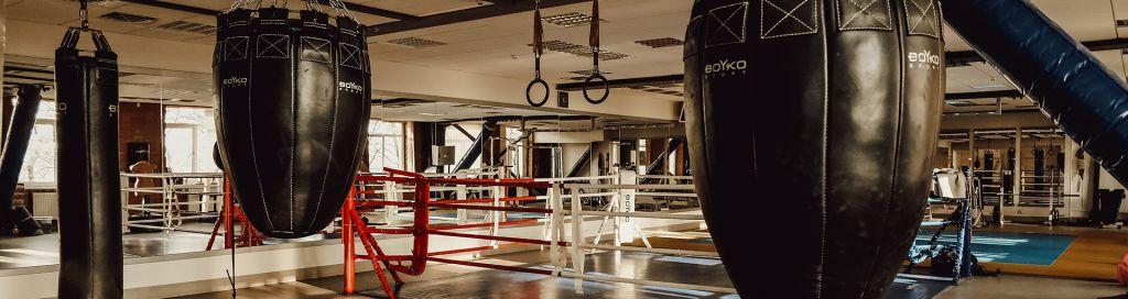 Спортивно-тренувальний комплекс
